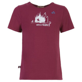 E9 Monster T-Shirt Kinder magenta